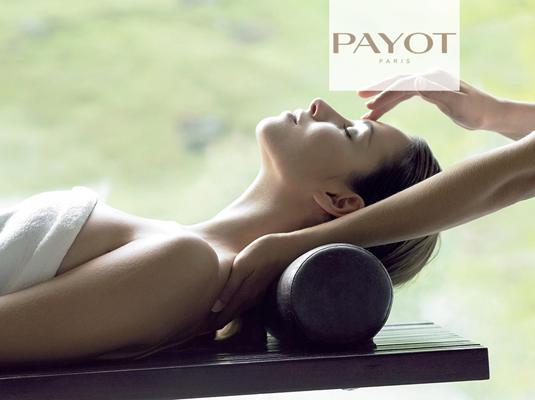 Ošetření kosmetikou Payot